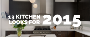 13 Kitchen Looks for 2015