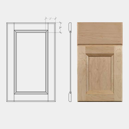 Flat panel cabinet doors dale glass industries building for Kitchen doors cape town
