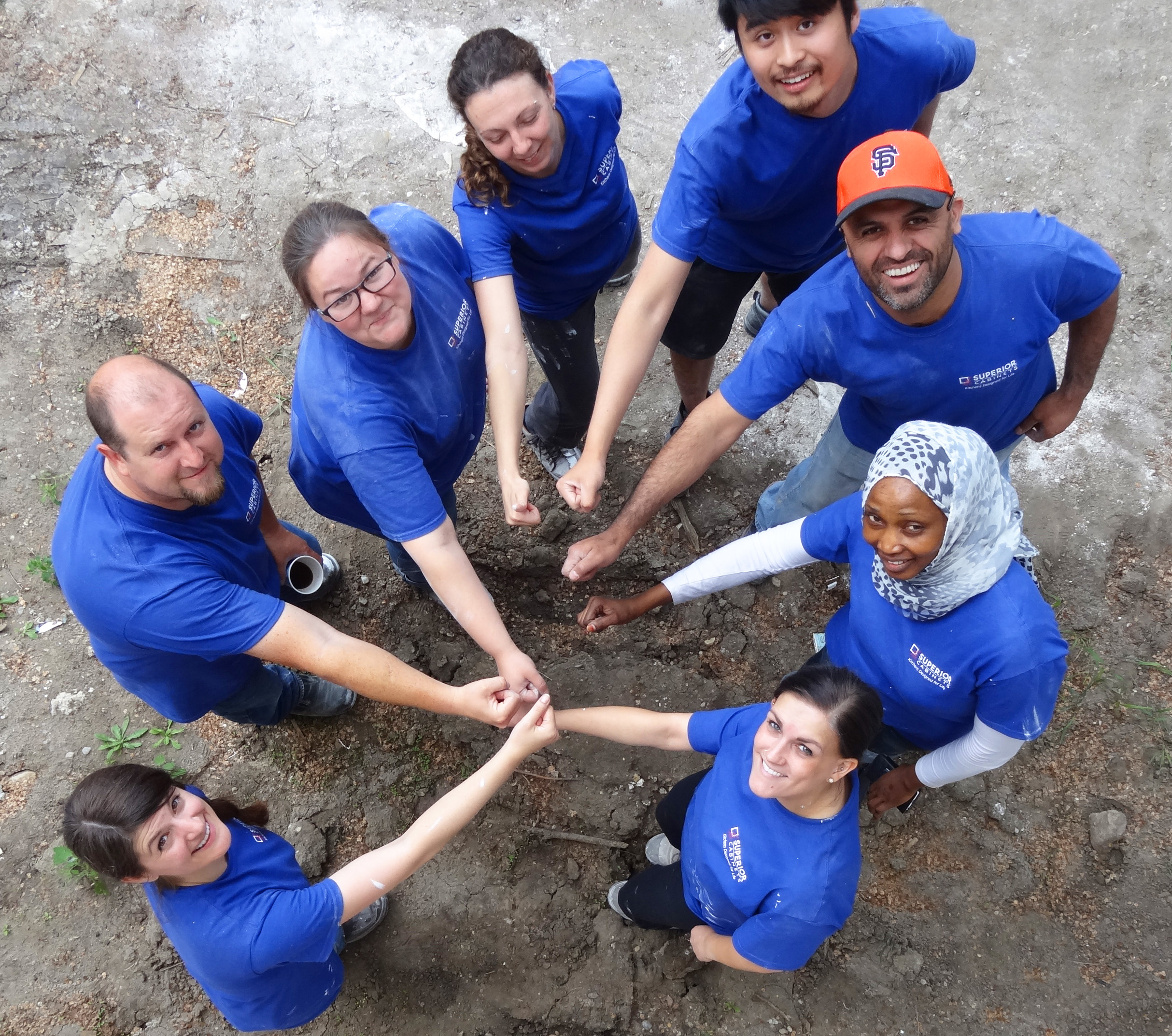 Habitat For Humanity U2013 Superior Cabinets Build/Volunteer Day Saskatoon