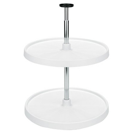 Round Lazy Susan Base Angle Cabinets