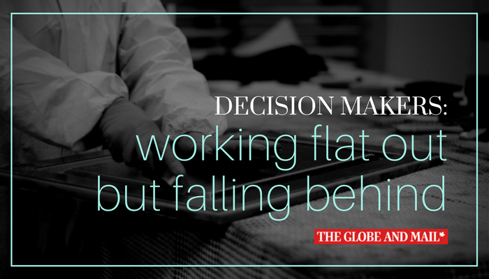 <h1>SUPERIOR CABINETS GLOBE AND MAIL FEATURE: DECISION MAKERS by Paul Brent</h1>