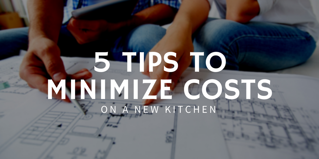 5 tips to minimize costs on a new kitchen superior cabinets