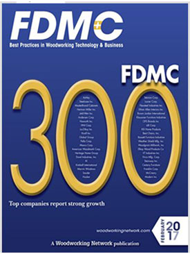 <h1>SUPERIOR CABINETS RANKS 159 ON FDMC 300</h1>