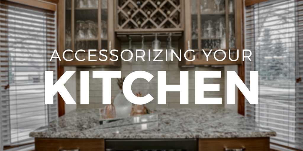 Accessorizing Your Kitchen | Superior Cabinets Blog