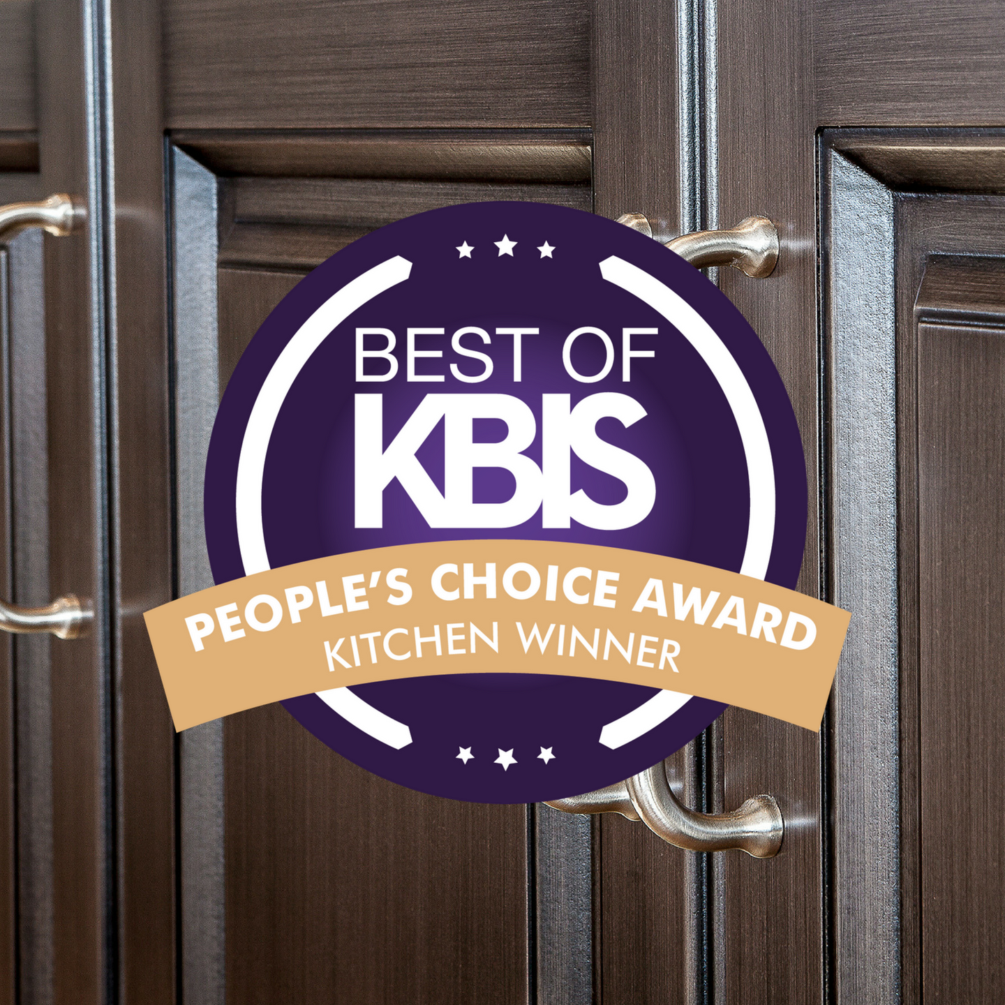 <h1>SUPERIOR CABINETS WINNER BEST OF KBIS – PEOPLE'S CHOICE</h1>