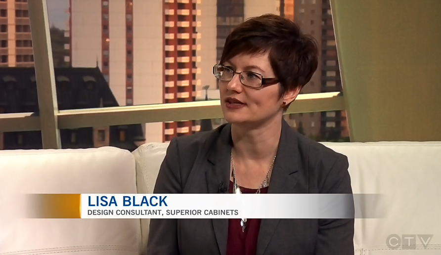 <h1>CTV MORNING LIVE SASKATOON FEATURE: LIVING BIG IN A SMALL SPACE WITH LISA BLACK OF SUPERIOR CABINETS</h1>