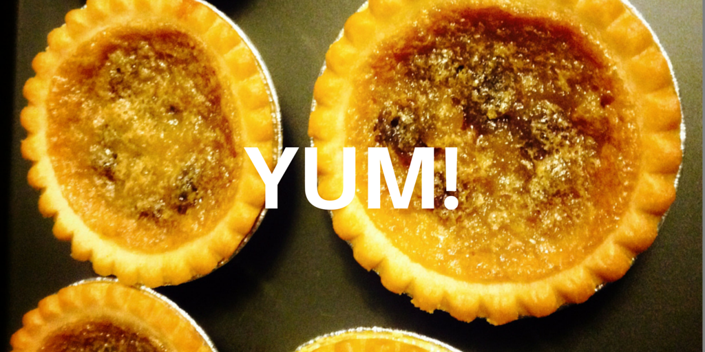 Company's Coming Butter Tart Recipe blog by Superior Cabinets