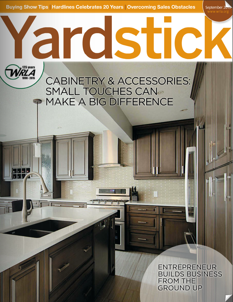 <h1>SUPERIOR CABINETS EDITORIAL FEATURE:  CABINETRY & ACCESSORIES: SMALL TOUCHES CAN MAKE A BIG DIFFERENCE by Stephen Murdock</h1>