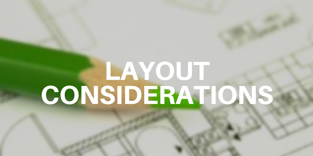 Layout Considerations | Superior Cabinets Blog