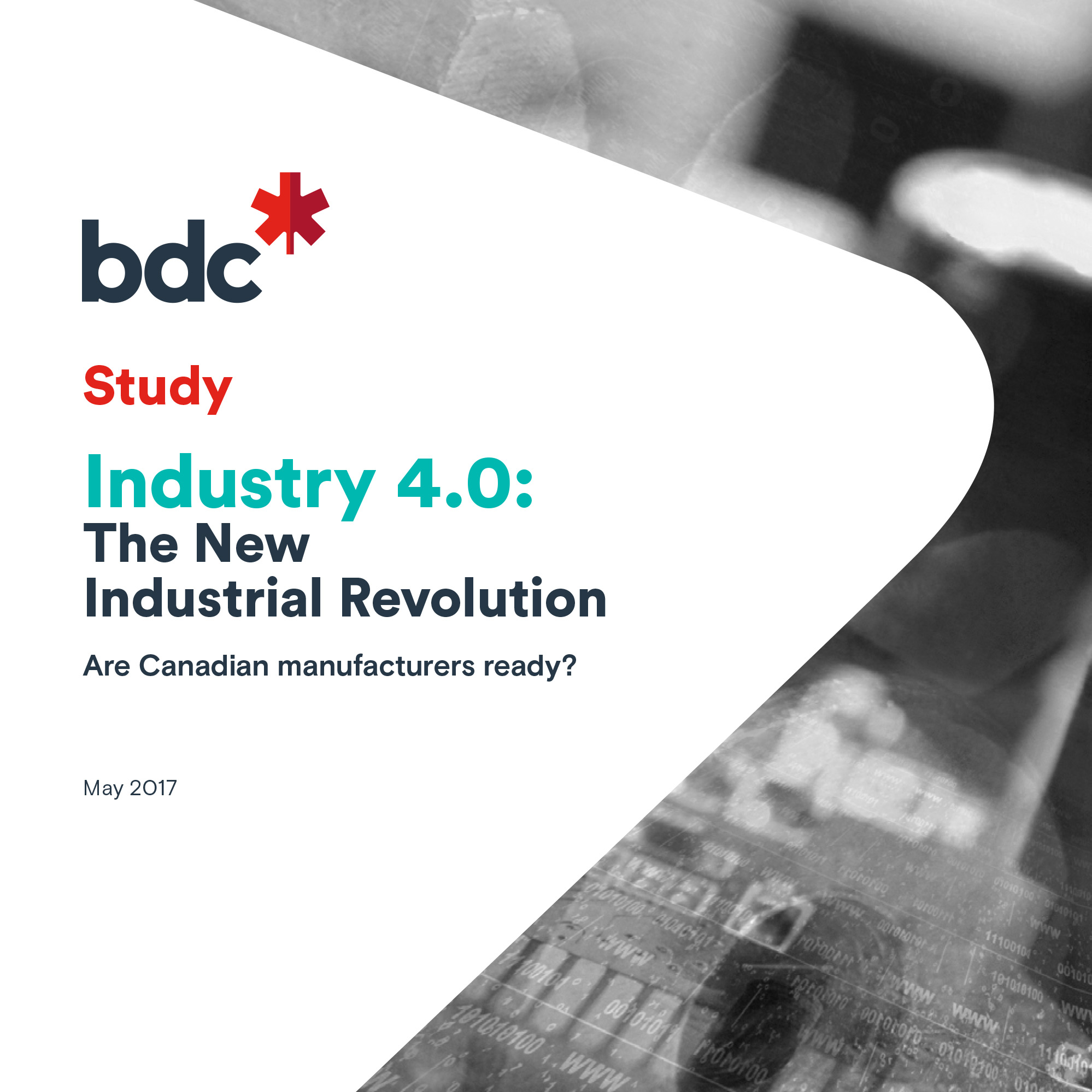 <h1>Superior Cabinets Featured in the BDC Study - Industry 4.0: The New Industrial Revolution</h1>