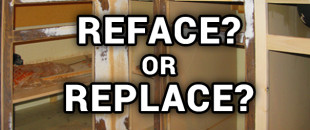To Replace or Reface Your Kitchen Cabinets?