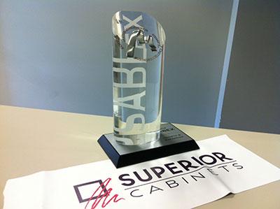 <h1>SABEX Awards 2013</h1>