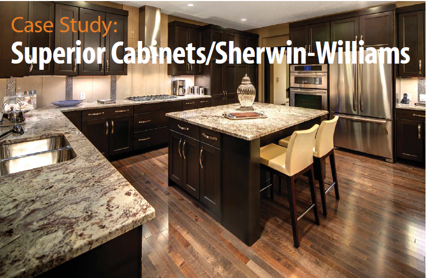 <h1>EDITORIAL FEATURE: Canadian Finishing & Coatings Manufacturing Magazine Case Study: Superior Cabinets/Sherwin-Williams</h1>