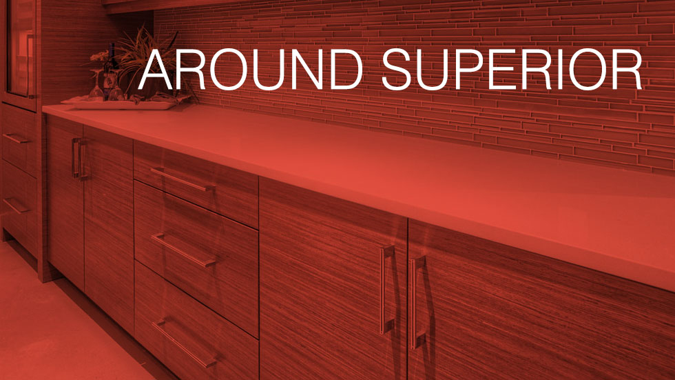 Blog articles on what's happening around Superior Cabinets.