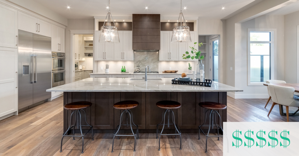 What Does An Average Kitchen Cost, How Much Does The Average Kitchen Cabinets Cost