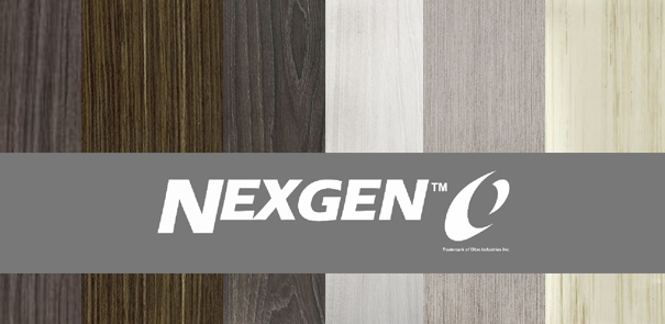 NEXGEN cabinet product available at Superior Cabinets