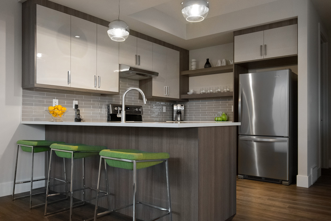 Viga Series Kitchen Cabinets By Superior Cabinets