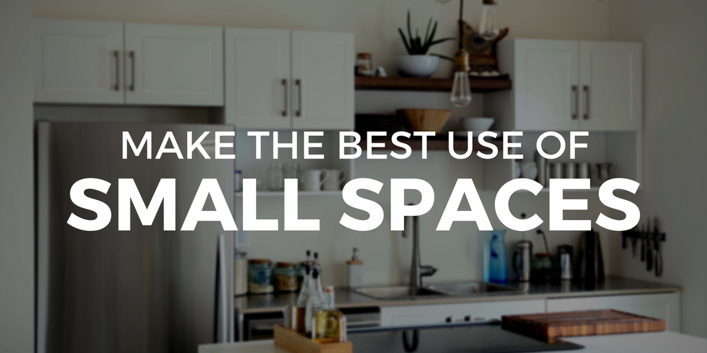 How To Make The Best Use Of Small Spaces | Superior Cabinets Blog
