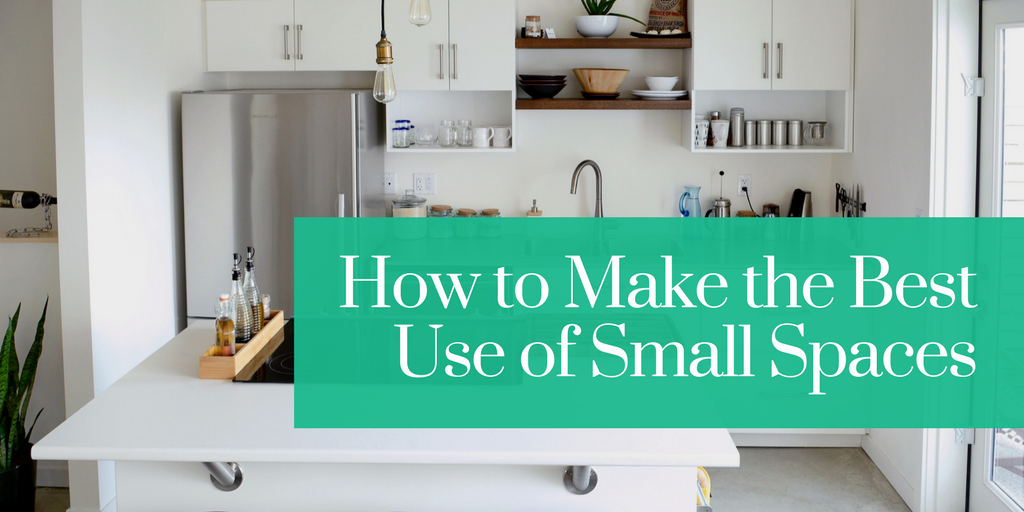 How To Make The Best Use Of Small Spaces Superior Cabinets
