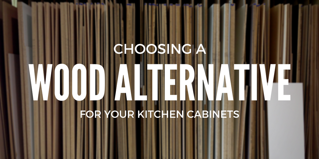 Choosing a Wood Alternative for Your Kitchen Cabinets? | Superior Cabinets Blog