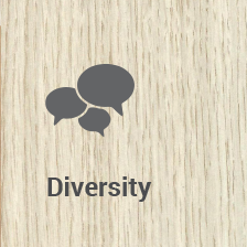 <h1>Diversity</h1>