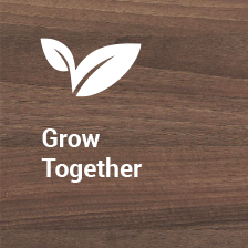 <h1>Grow Together</h1>