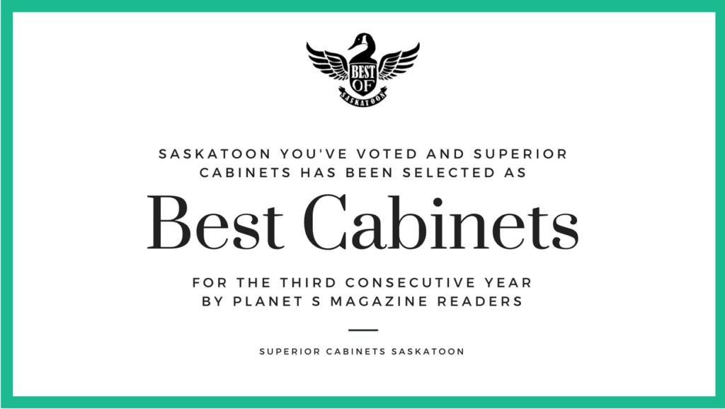 Best Cabinets in Saskatoon