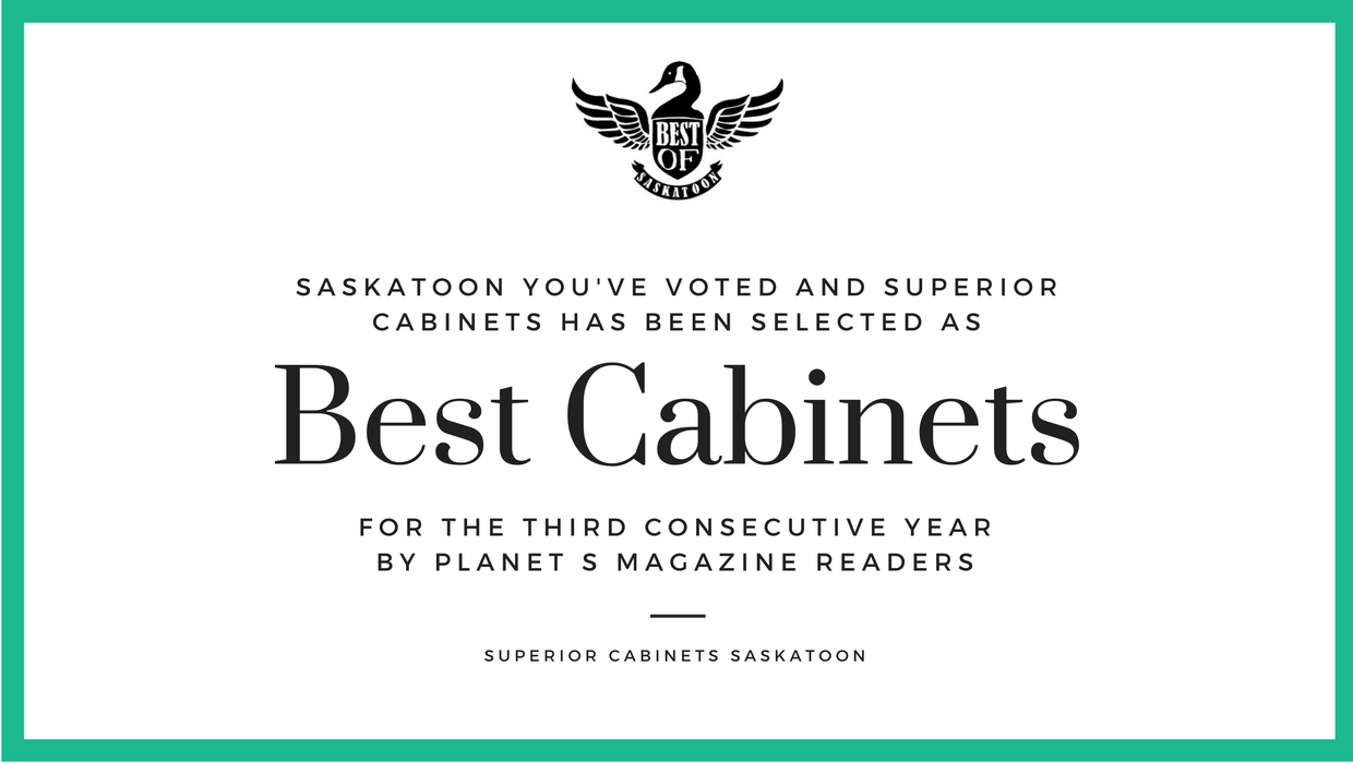 Superior Cabinets | Best Cabinets by Planet S Magazine Best of 2016