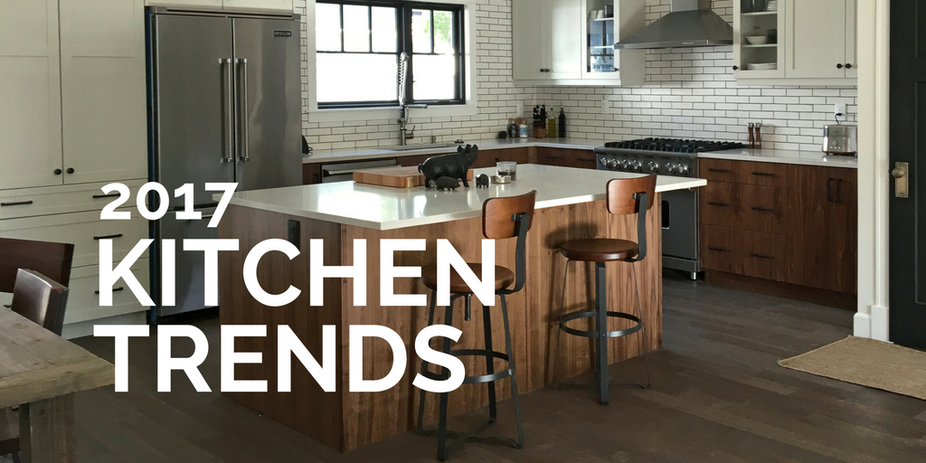 Trends in kitchen cabinets for Kitchen trends