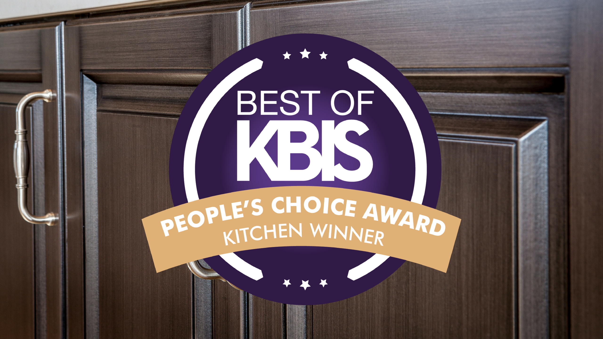 Best of KBIS - People's Choice Winner | Superior Cabinets Blog