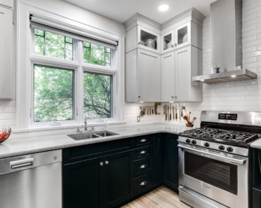 Light Adobe Kitchen cabinets by Superior Cabinets