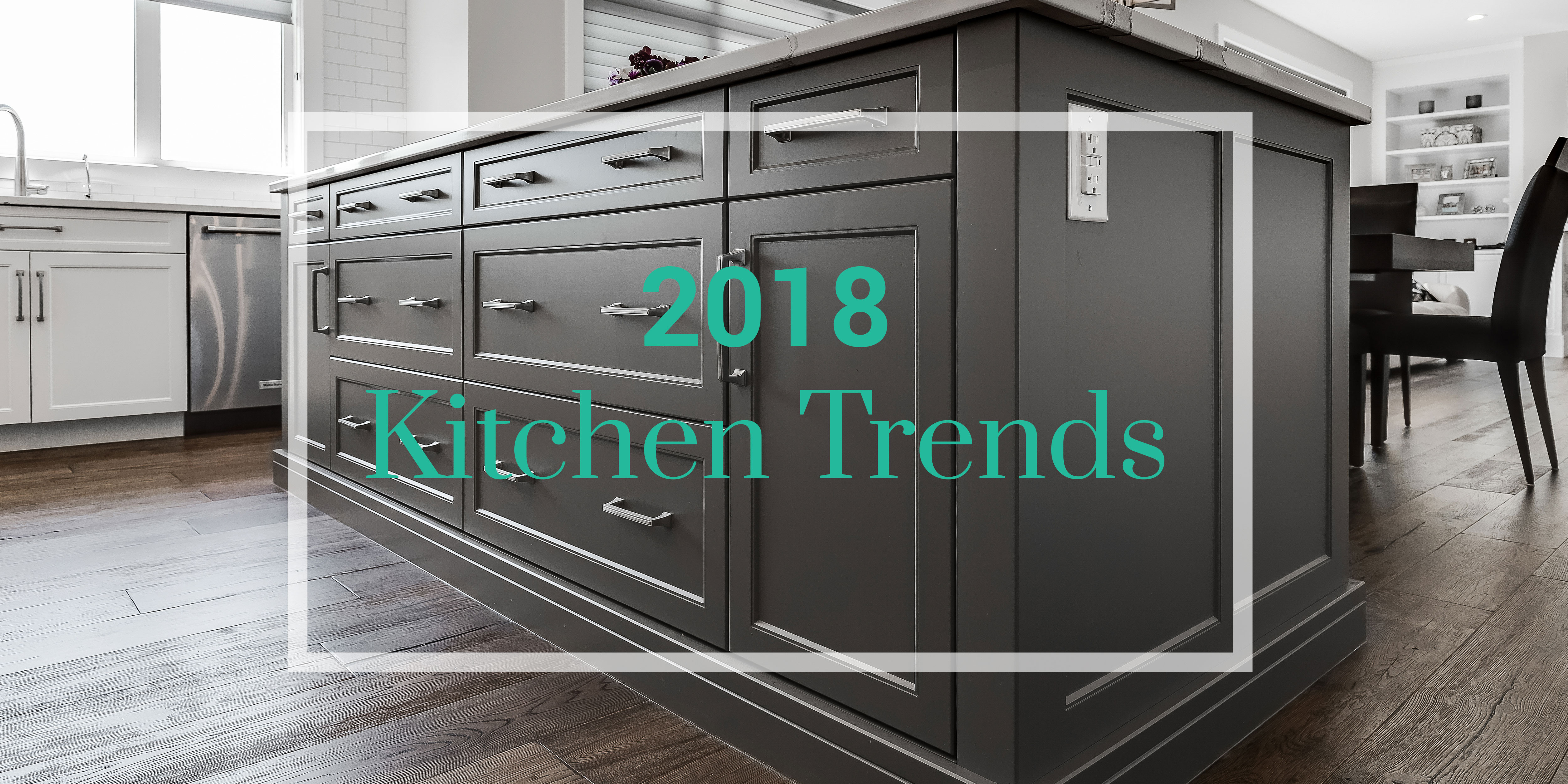 Kitchen Cabinets New Color Trend
