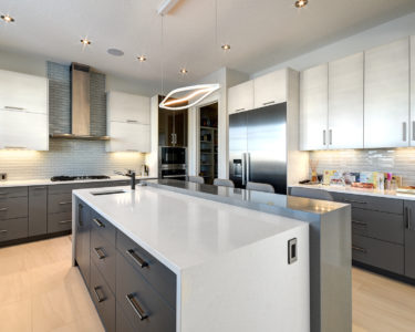 Aventura Kitchen, Bath and Laundry Cabinets by Superior Cabinets | Made in Canada