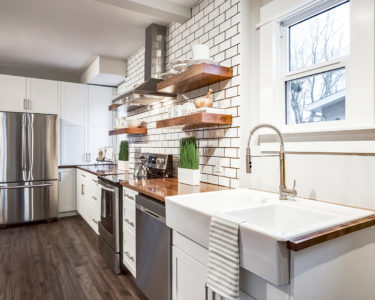 Superior Cabinets - Riversdale Project