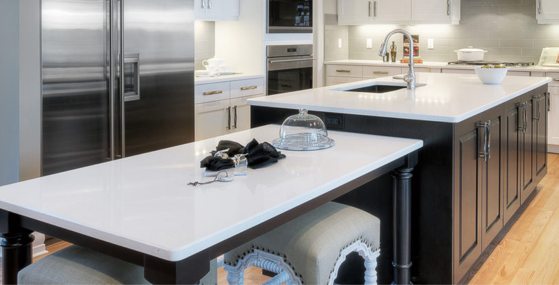 Tips for Designing the Perfect Kitchen Island - Lowered Section