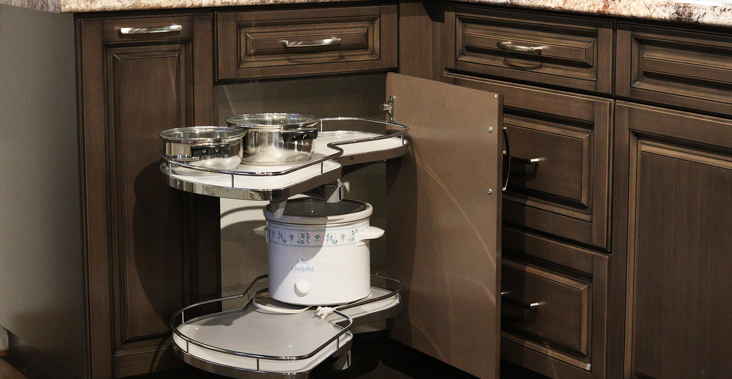 Corner Cabinet Solutions Superior Cabinets