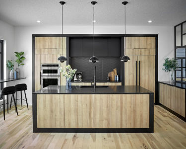 Superior Cabinets - The Ponti Project