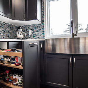 Pull Out Spice Rack Base Superior Cabinets