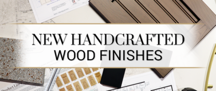 New Handcrafted Wood Finishes