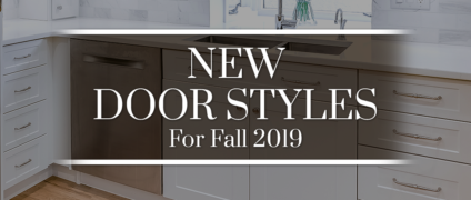 New Door Styles for Fall 2019