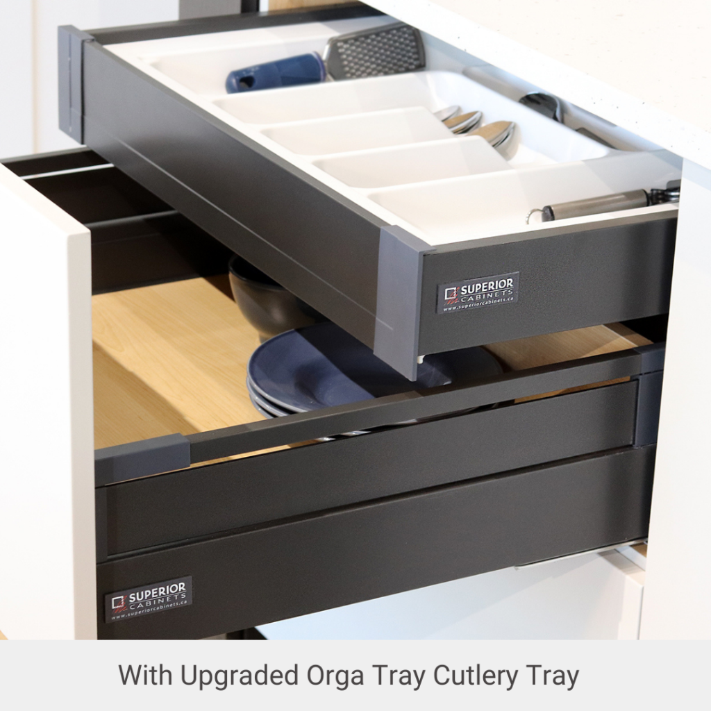 hidden drawer by superior cabinets
