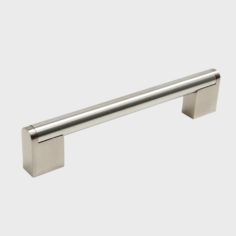 H-9668-128-BSN-HSS Brushed Satin Nickel