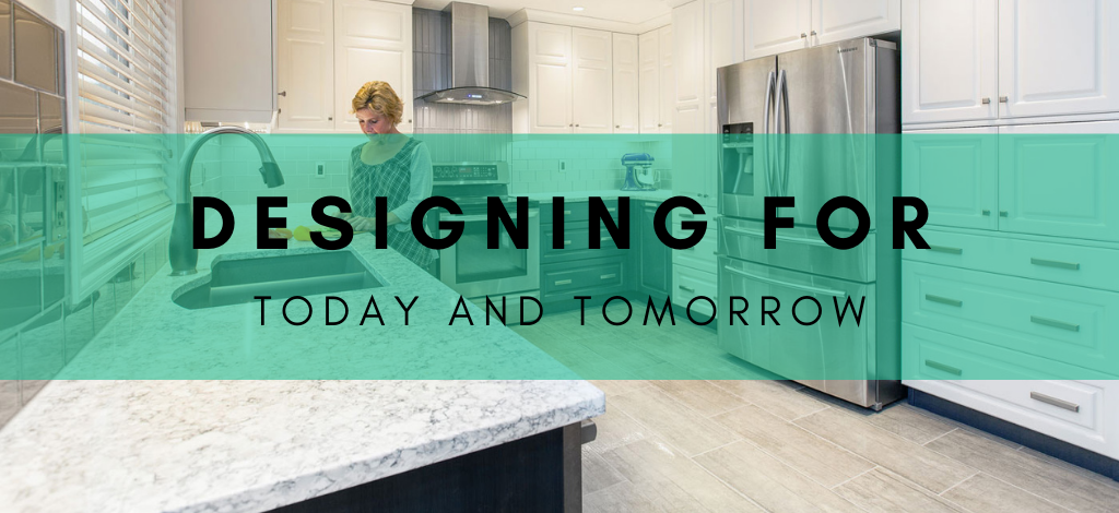 Superior Cabinets BLOG - Designing your kitchen for Today and Tomorrow. Author - Shahan Fancy.